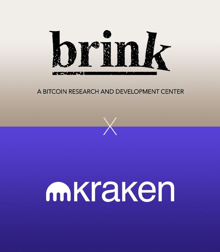 Kraken is Sponsoring a Brink Grant