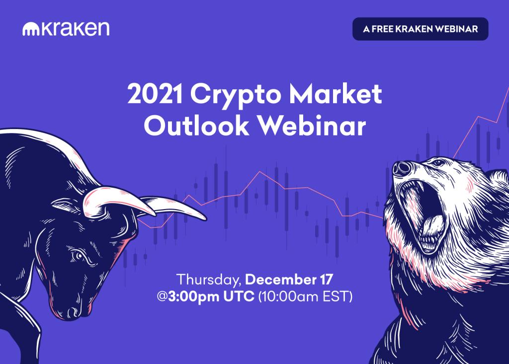 2021 Crypto Market Outlook Webinar