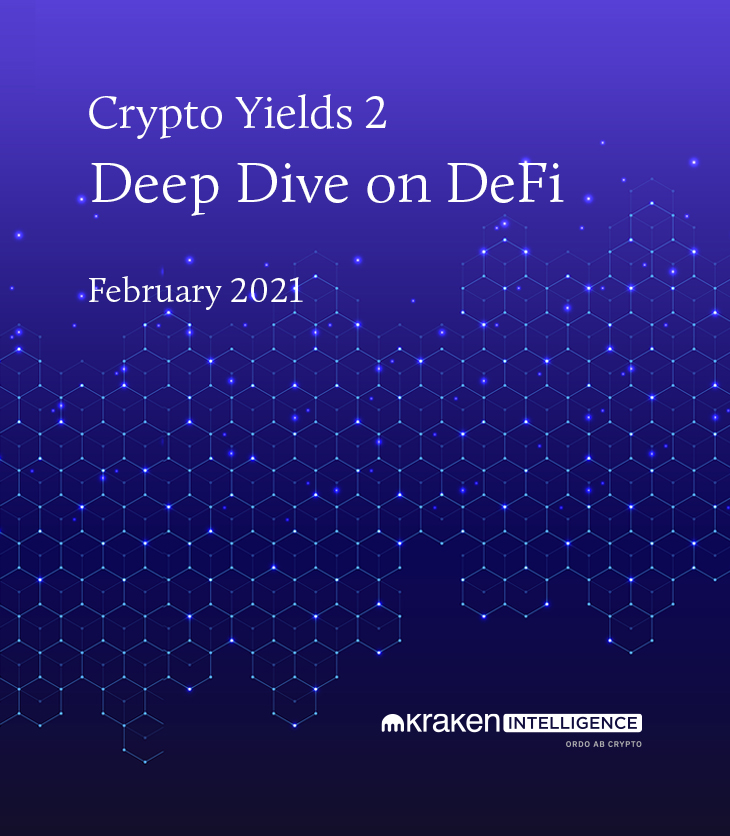 Kraken's Deep Dive on DeFi Markets